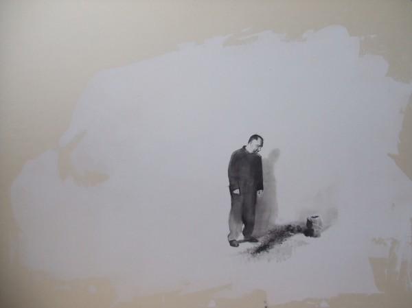 alejandro rodriguez gonzalez, too much me, 2009, 70 x 100cm, mischtechnik