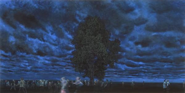 6-12, 2012, 90 x 180cm