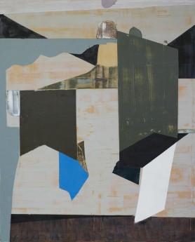 Jessica Buhlmann, Lake, 2009, 190 x 155cm