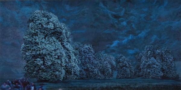 stepanekmaslin,2-12, 2012, 90 x 180cm
