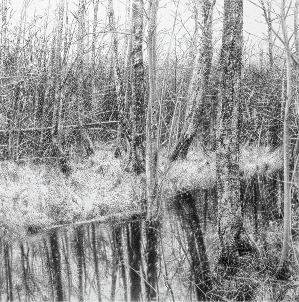 fritz koch,hinter tobolsk,,2017_18,bleistift auf papier,20,9 x 21 cm