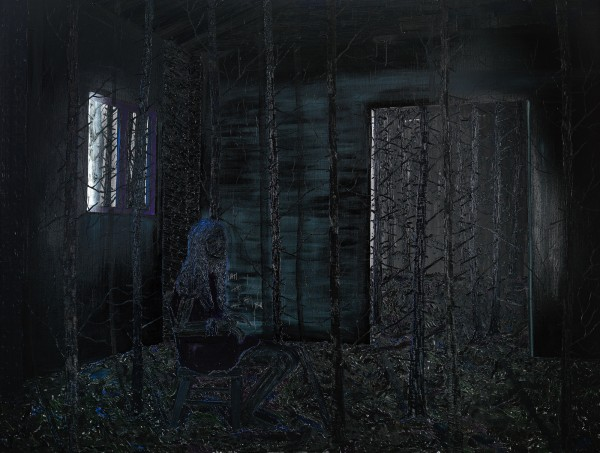 René Holm,series Darkness-2,for TRAFO Museum, Stettin