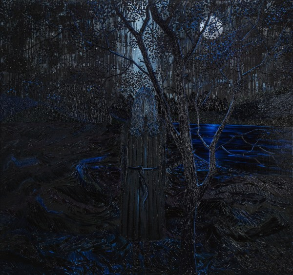 René Holm,series Darkness-9,for TRAFO Museum, Stettin